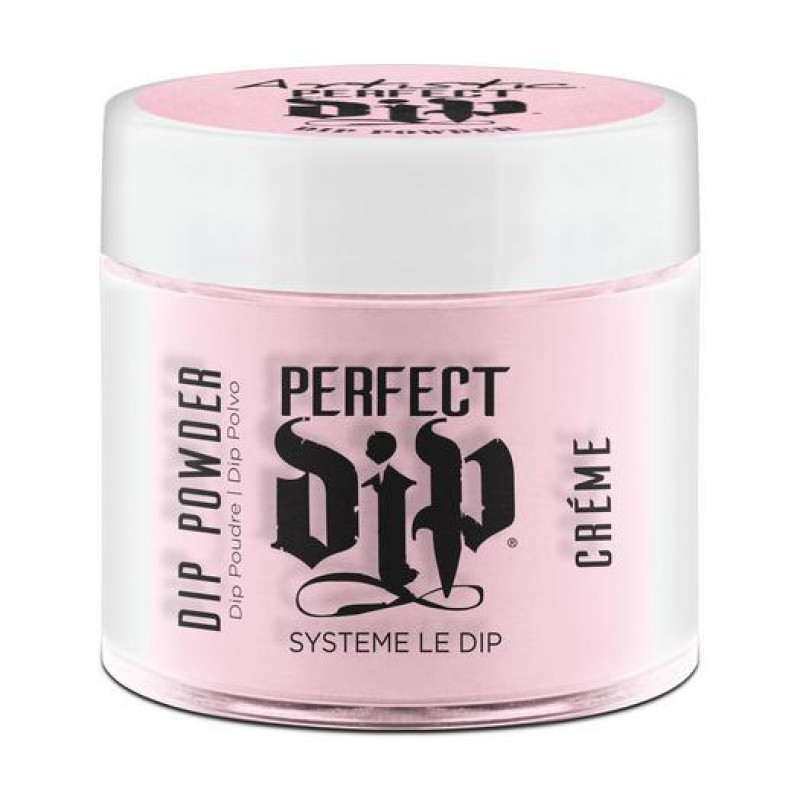 artistic dip powder the pink in her cheeks .8oz
