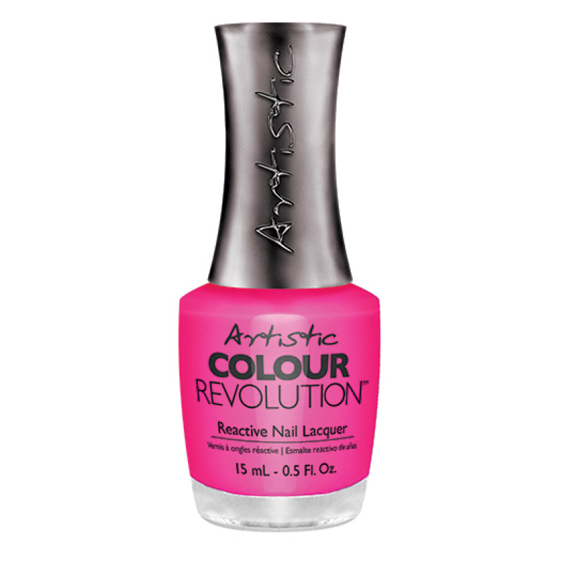 artistic colour revolution polka dottie hottie .5oz