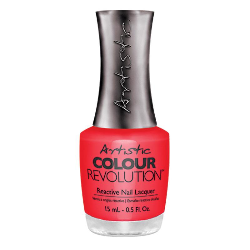 artistic colour revolution oh so red-tro .5oz