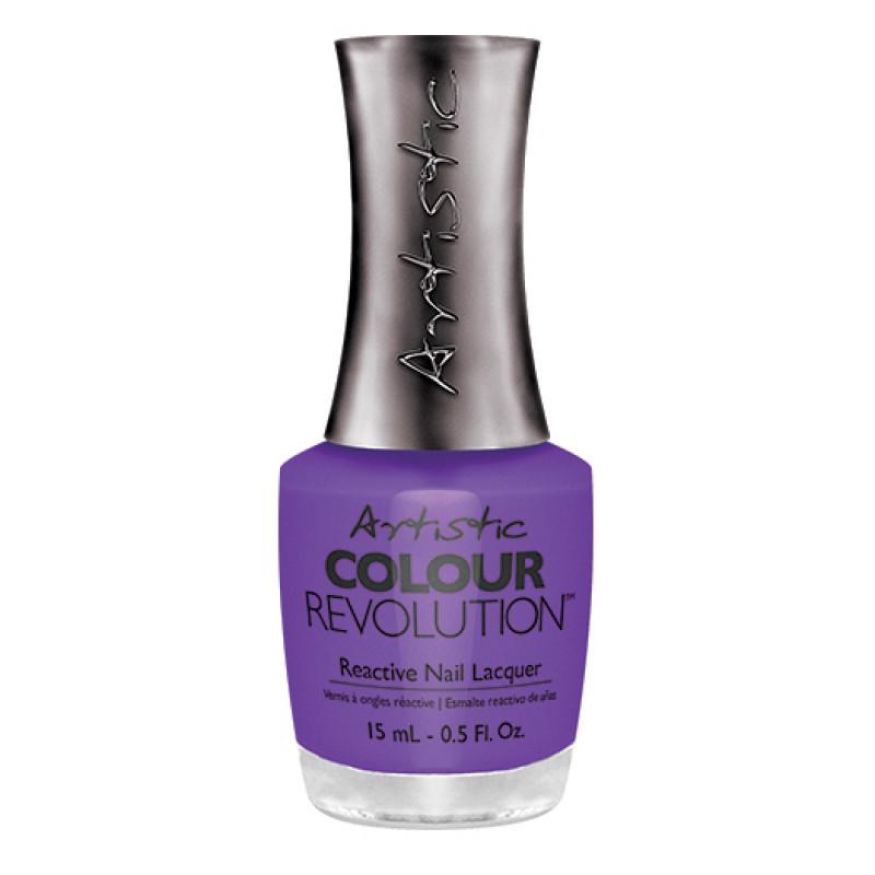 artistic colour revolution pin-up purple .5oz