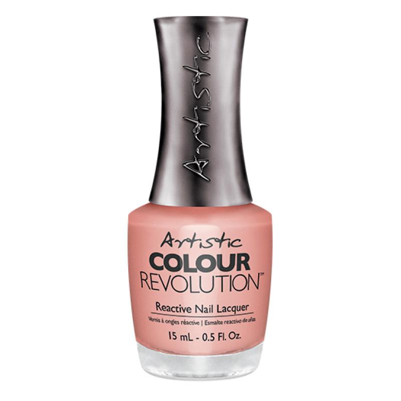artistic colour revolution peach whip .5oz
