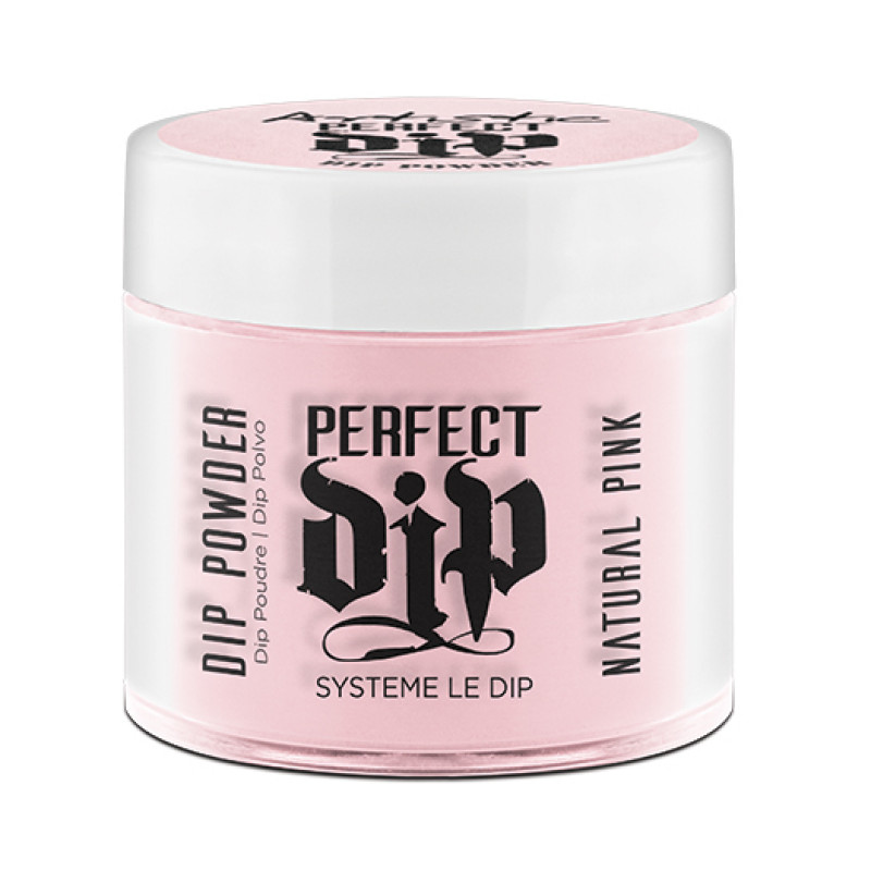 artistic dip powder natural pink .8oz