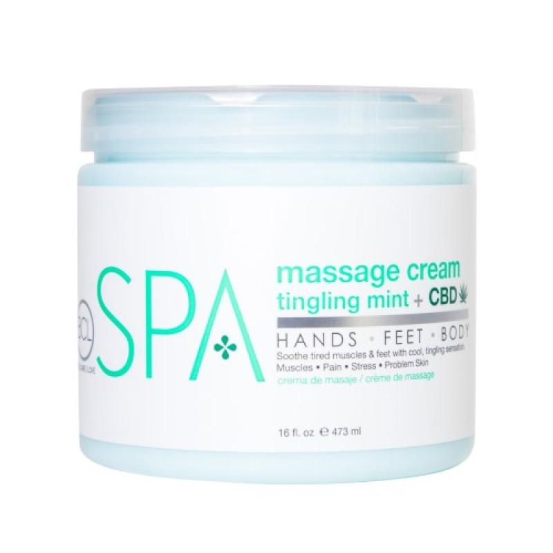 bcl spa massage cream - ..