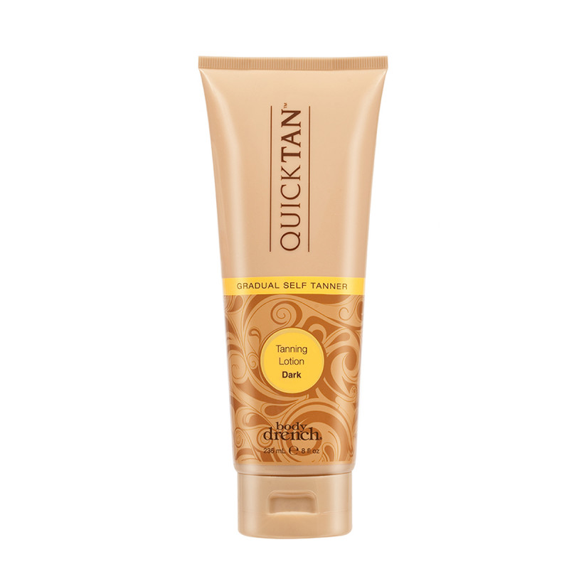 body drench gradual tanning lotion dark 8oz