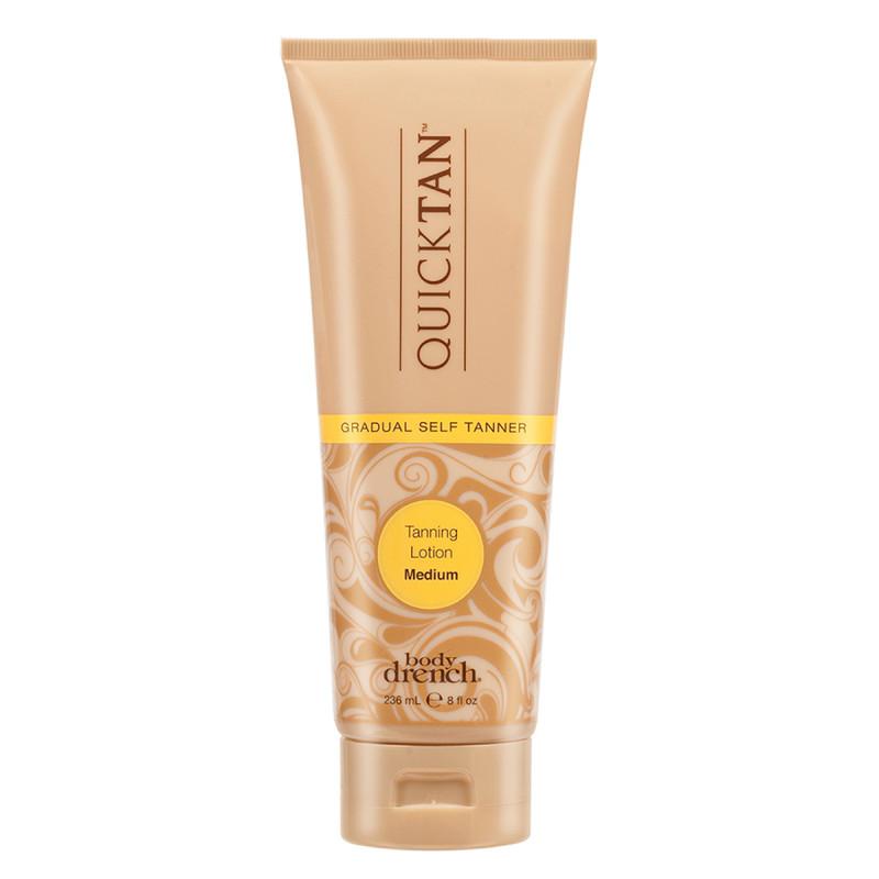 body drench gradual tanning lotion medium 8oz