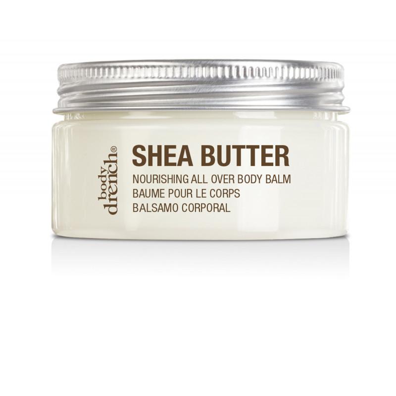 body drench shea butter nourishing body balm 3oz