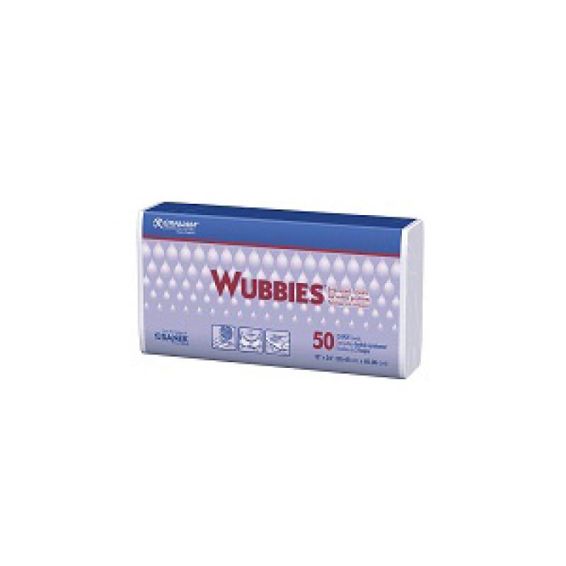 wubbies embossed no. 1200 towels 50pc
