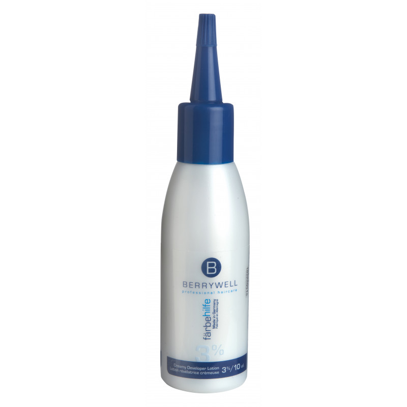 berrywell esthetic lash/brow 3% cream developer 61ml # b32011nc