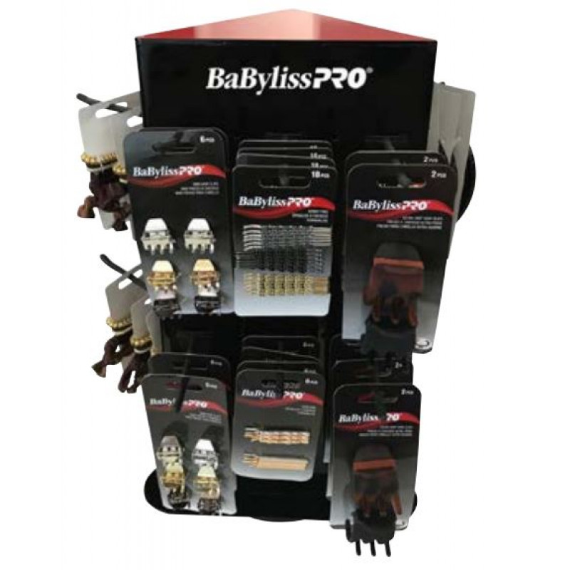 babylisspro hair accessories with display # besha54ucc