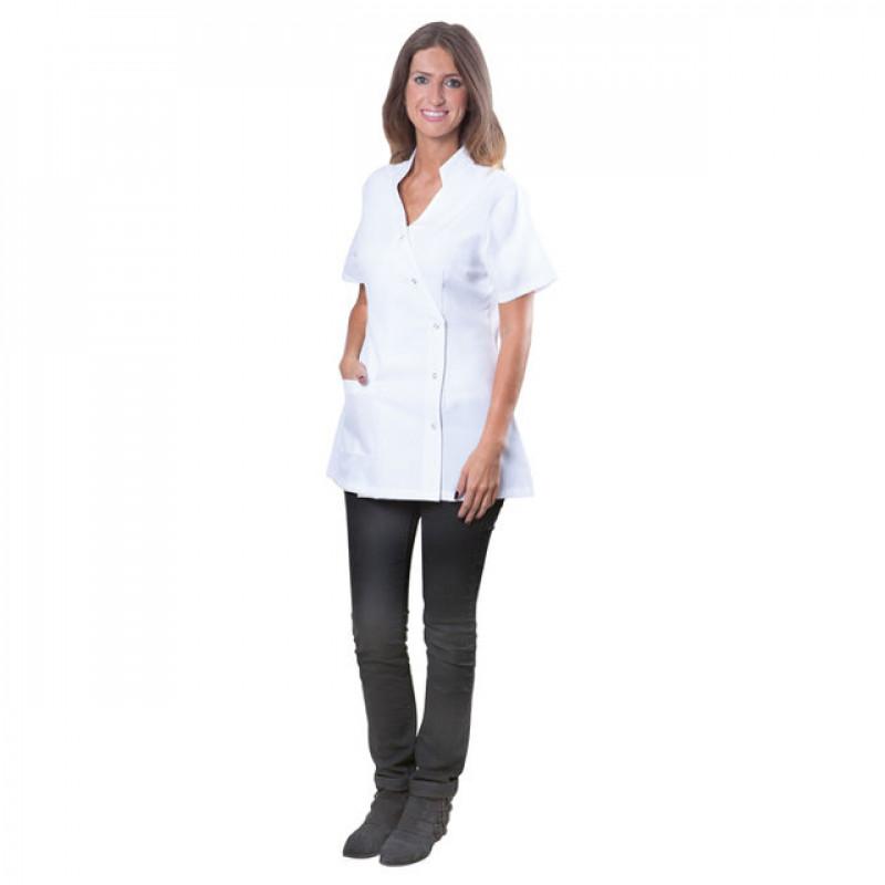 le pro stylish spa jacket white medium # techjakpktmdc