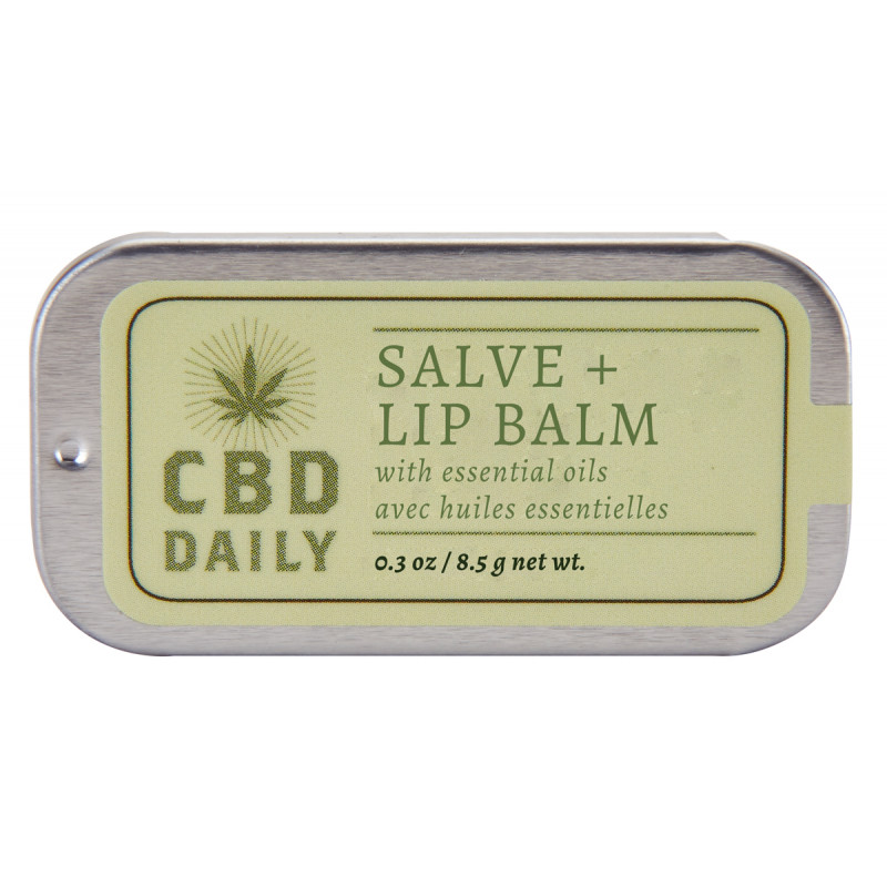 cbd daily soothing salve .3oz