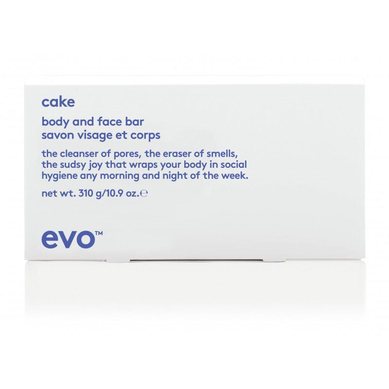 evo cake body & face bar ..