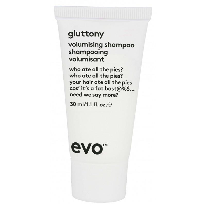 evo gluttony volumising shampoo 30ml