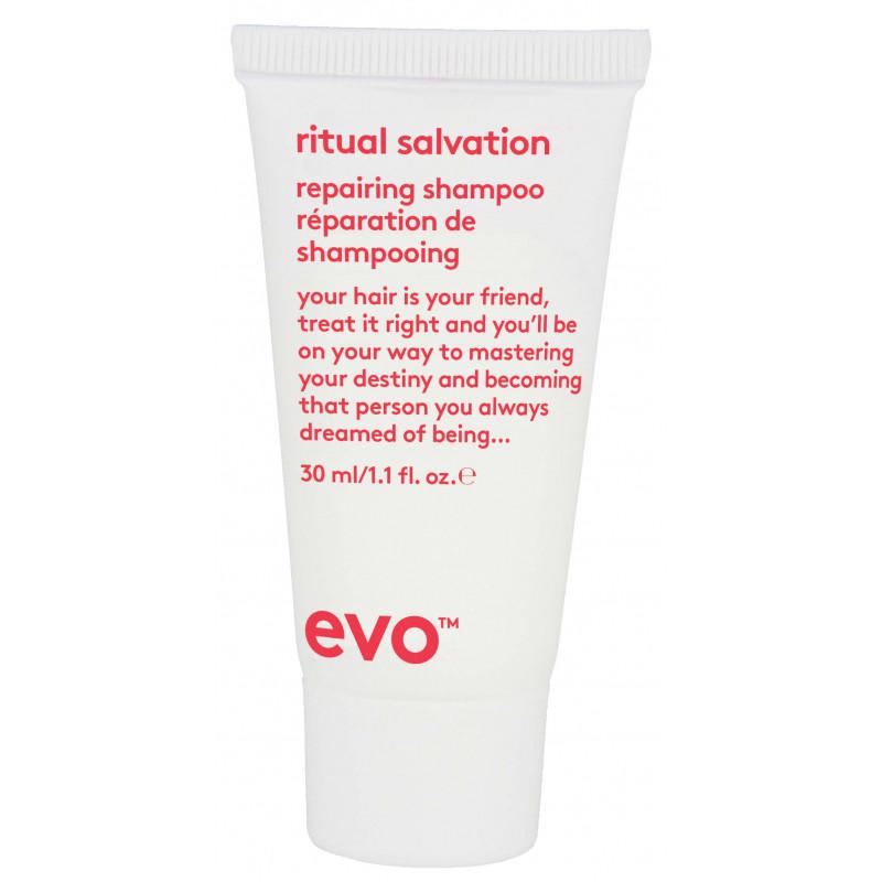 evo ritual salvation repairing shampoo 30ml