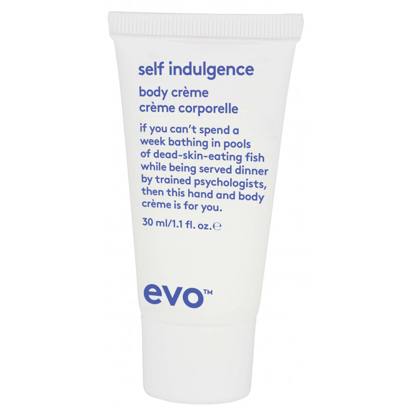 evo self indulgence body ..
