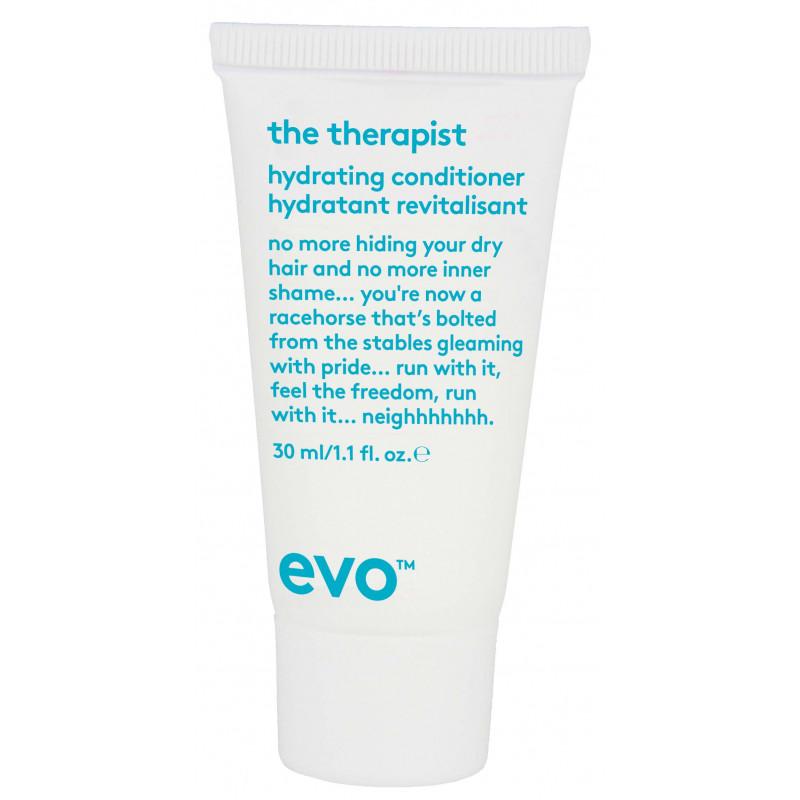 evo the therapist hydrating conditioner 30ml