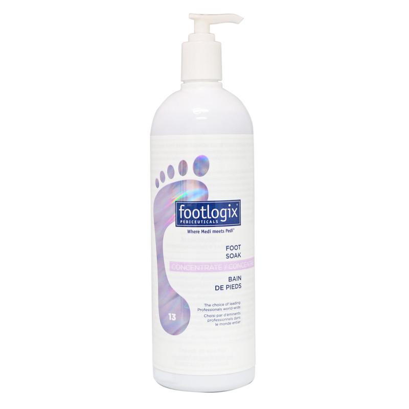 footlogix foot soak concentrate (refill) #13 1000 ml/33.8 fl. oz
