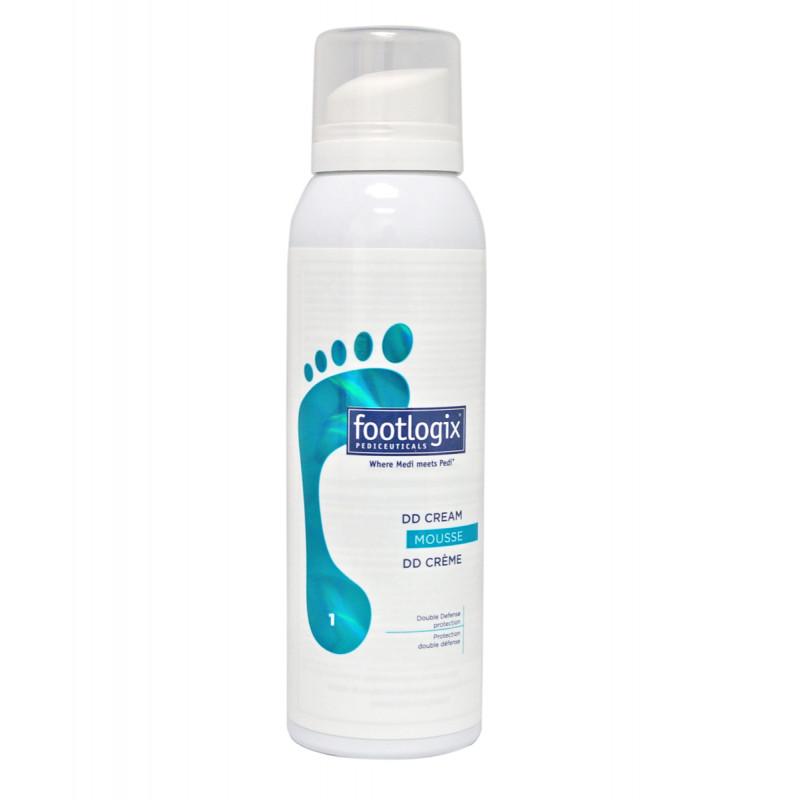 footlogix dd cream mousse formula #1 125 ml/4.23 oz