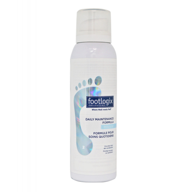 footlogix daily maintenance formula #2 125 ml/4.23 oz