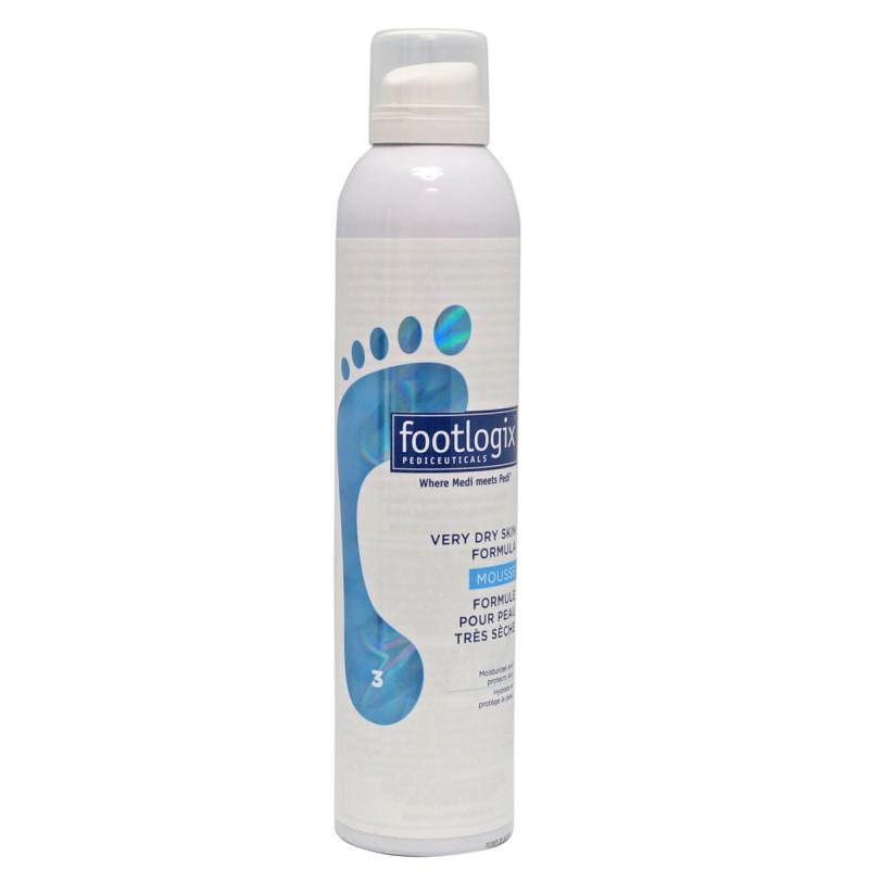 footlogix very dry skin formula #3 300 ml/10.1 oz