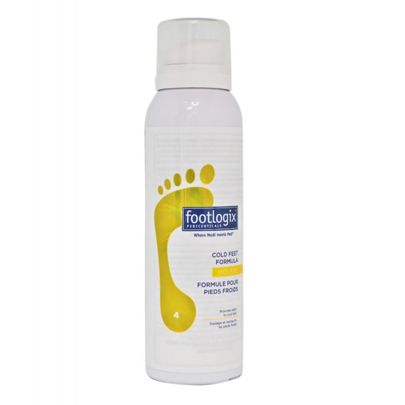 footlogix cold feet formula #4 125 ml/4.23 oz
