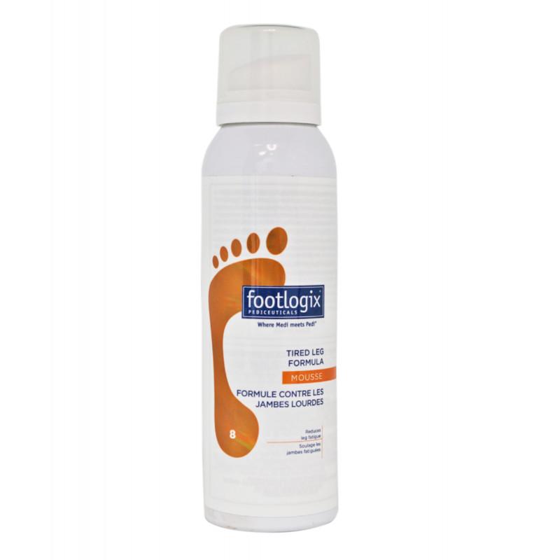 footlogix tired leg formula #8 125ml/4.23 oz