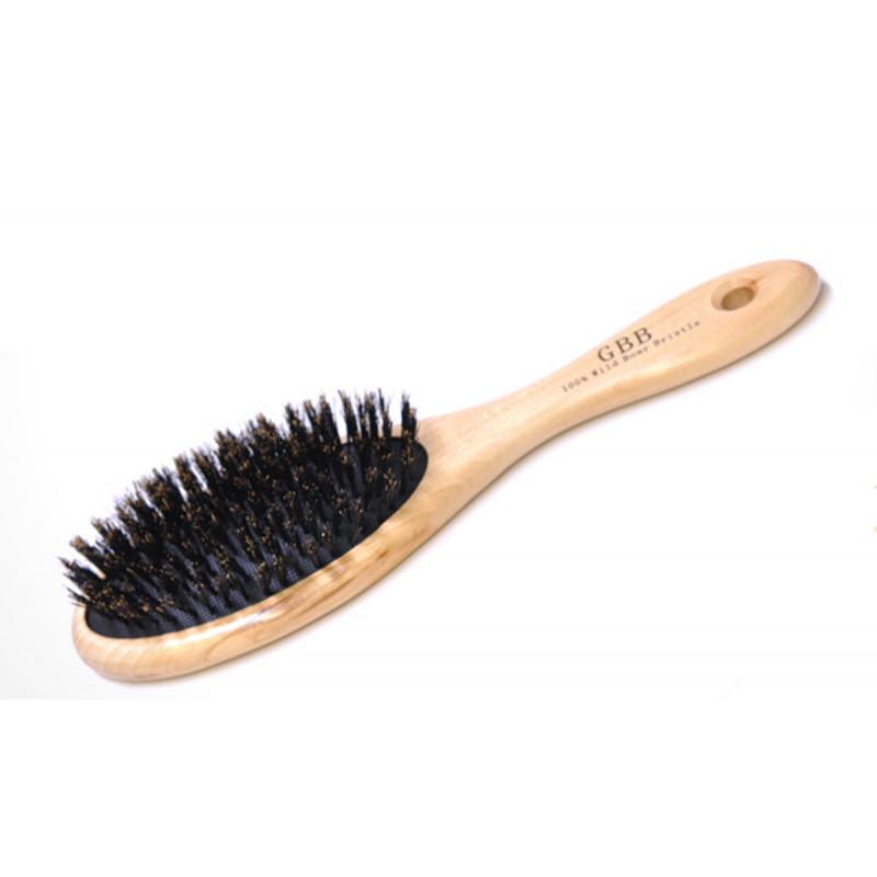 gbb boar bristle brush la..