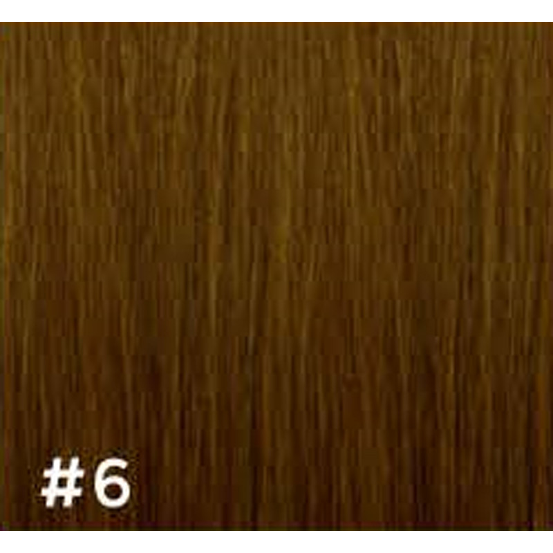 gbb double tape hair extensions #6 16