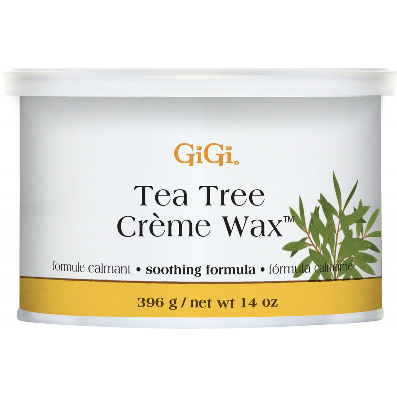 gigi tea tree crème wax 1..