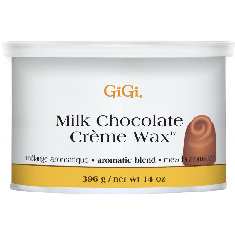 gigi milk chocolate crème wax 14oz