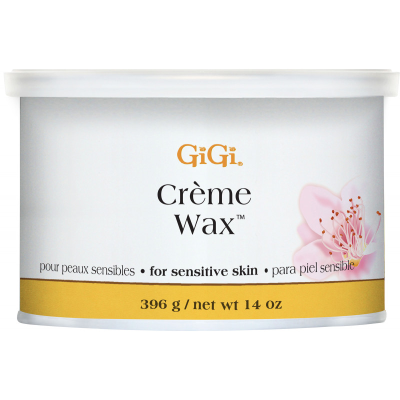 gigi creme wax 14oz