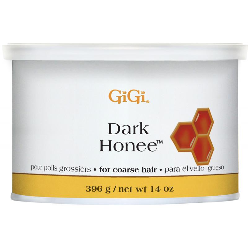 gigi dark honee wax 14oz