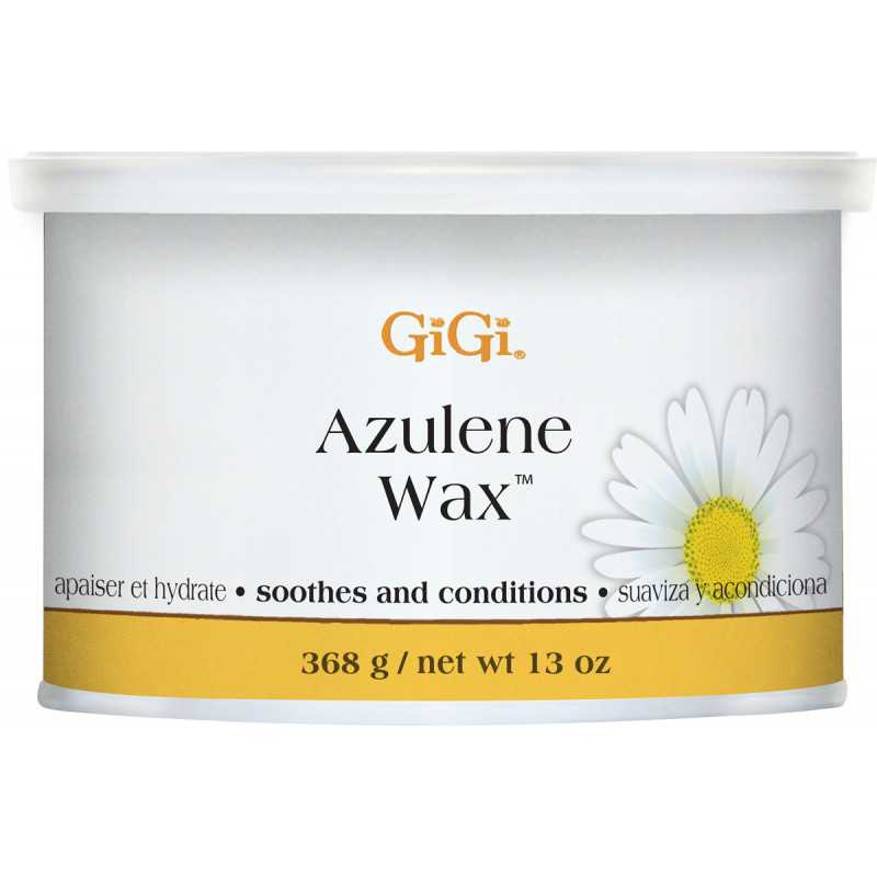 gigi azulene wax 13oz