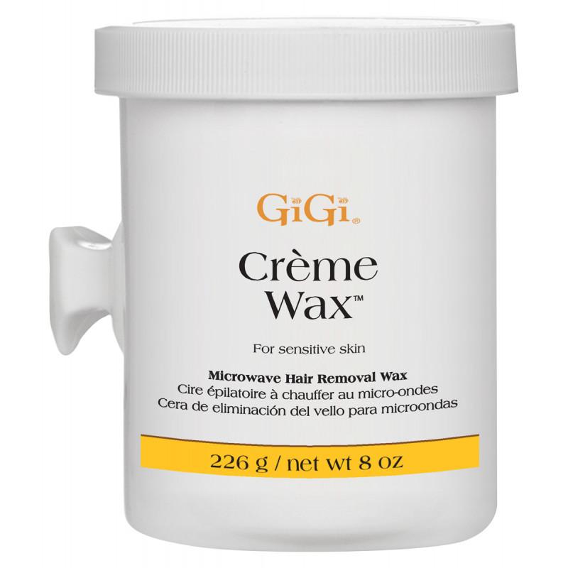 gigi crème wax microwave formula 8oz