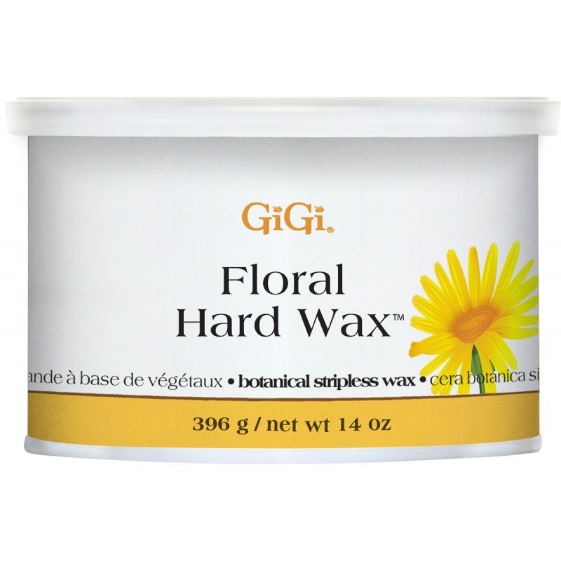 gigi floral hard wax 14oz..