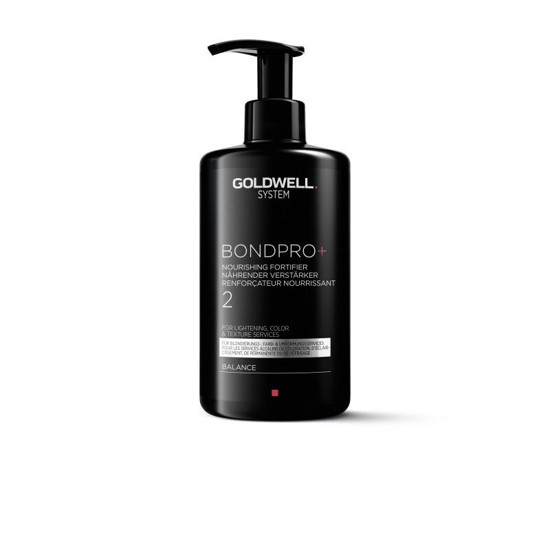 goldwell bondpro+ #2 nourishing fortifier 500ml