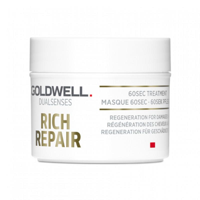 dualsenses rich repair 60 second treatment 25ml