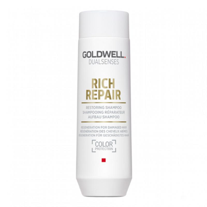 dualsenses rich repair restoring shampoo 30ml