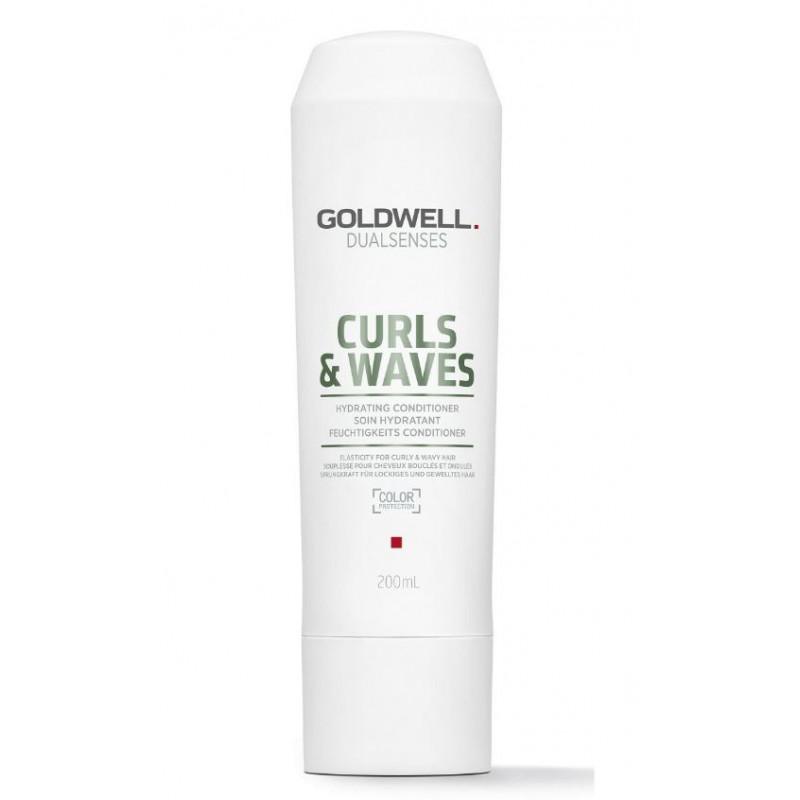 dualsenses curls & waves hydrating conditioner 200ml