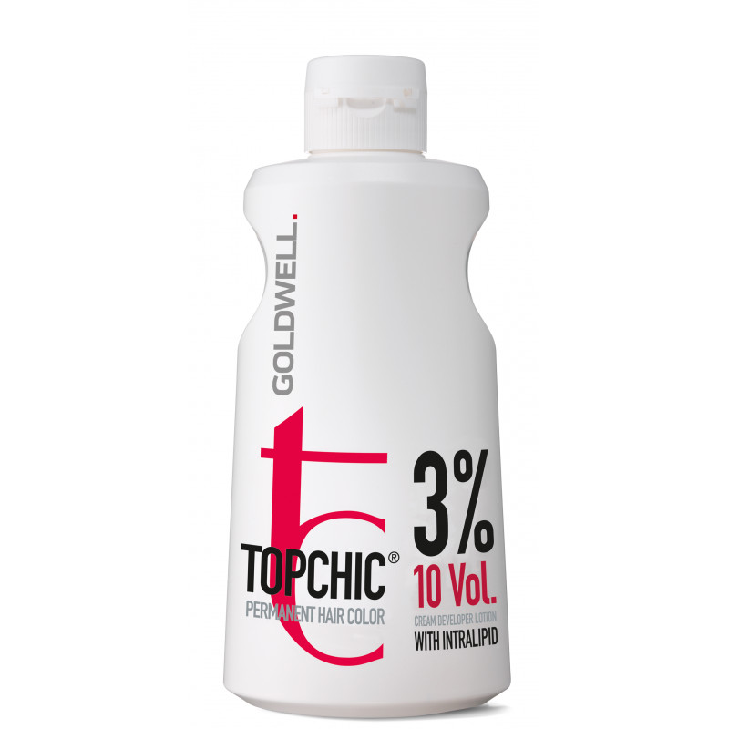 topchic 10 volume (3%) de..