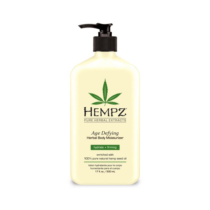 hempz age-defying herbal body moisturizer 17 oz