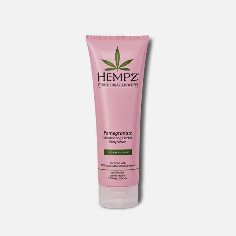 hempz pomegranate herbal body wash 8.5oz