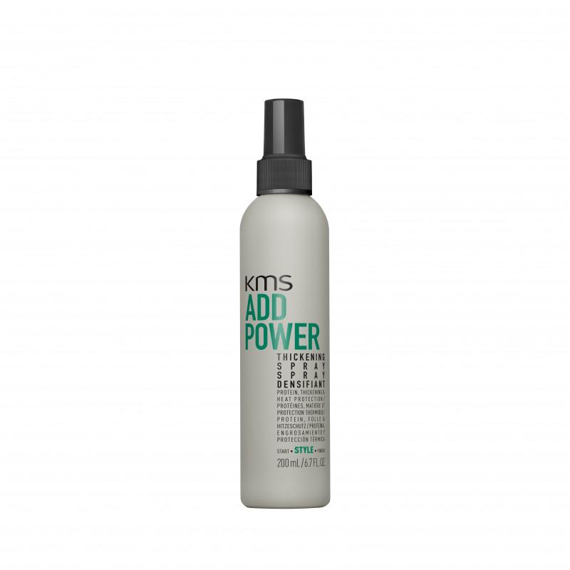kms addpower thickening spray 100ml