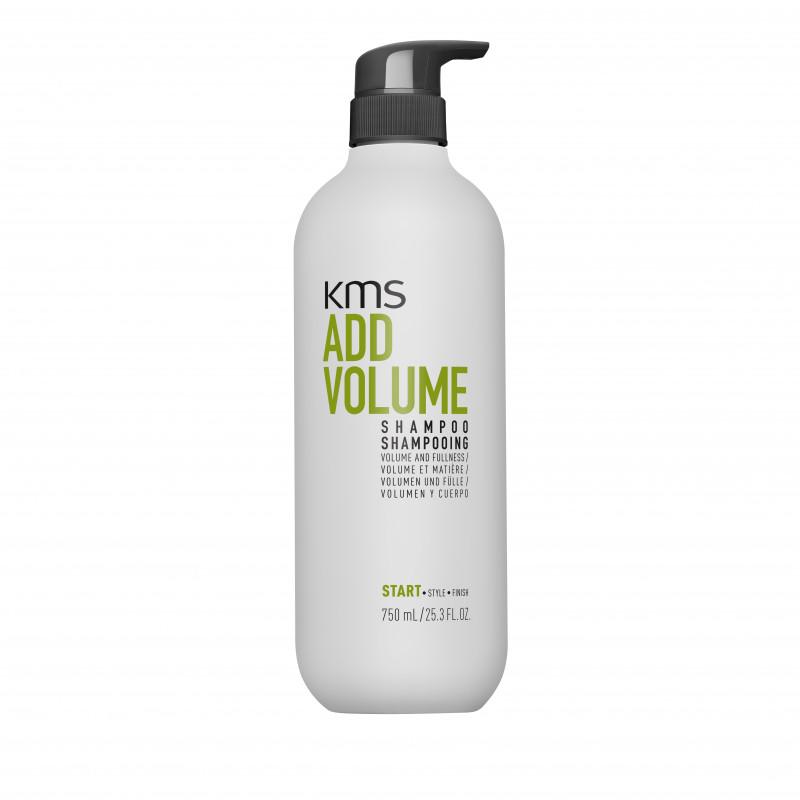 kms addvolume shampoo 750..