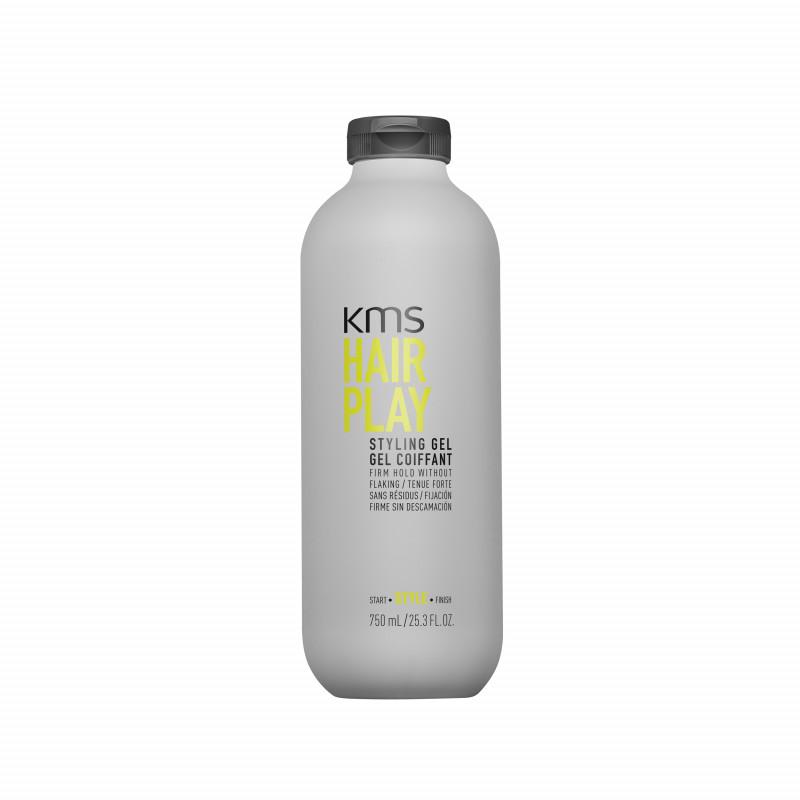 kms hairplay styling gel ..