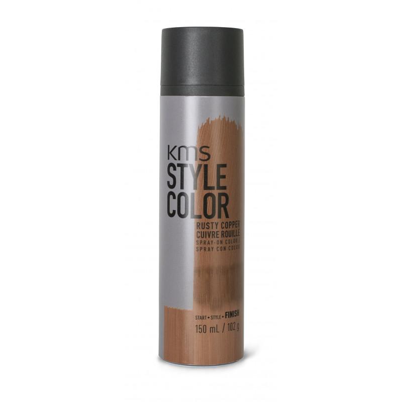 kms stylecolor rusty copper 150ml