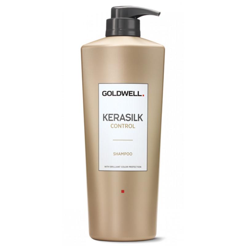 kerasilk control shampoo litre