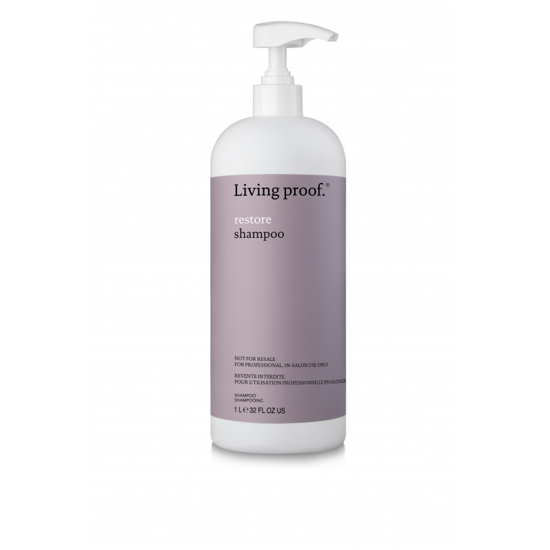 living proof restore shampoo litre