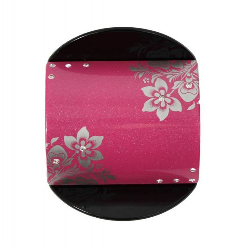 mighty hair clamp pink & ..