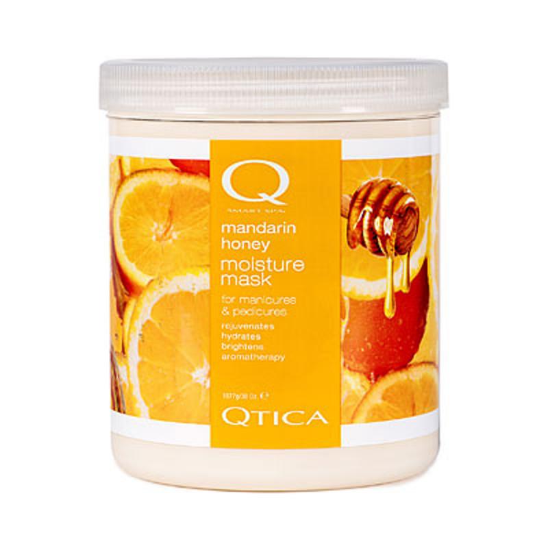 qtica smart spa mandarin honey moisture mask 38oz